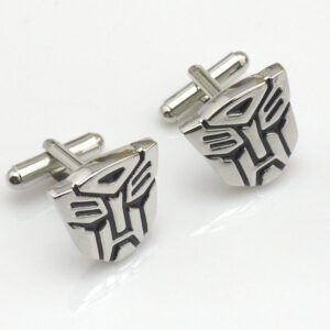 transformer optimus prime cufflinks