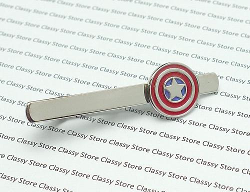 Captain America Tie Pin