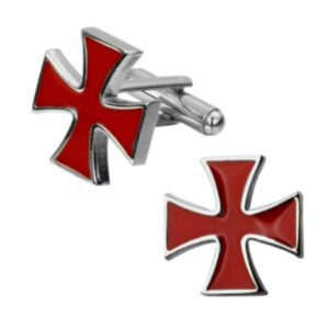 German Iron Cross Cufflinks