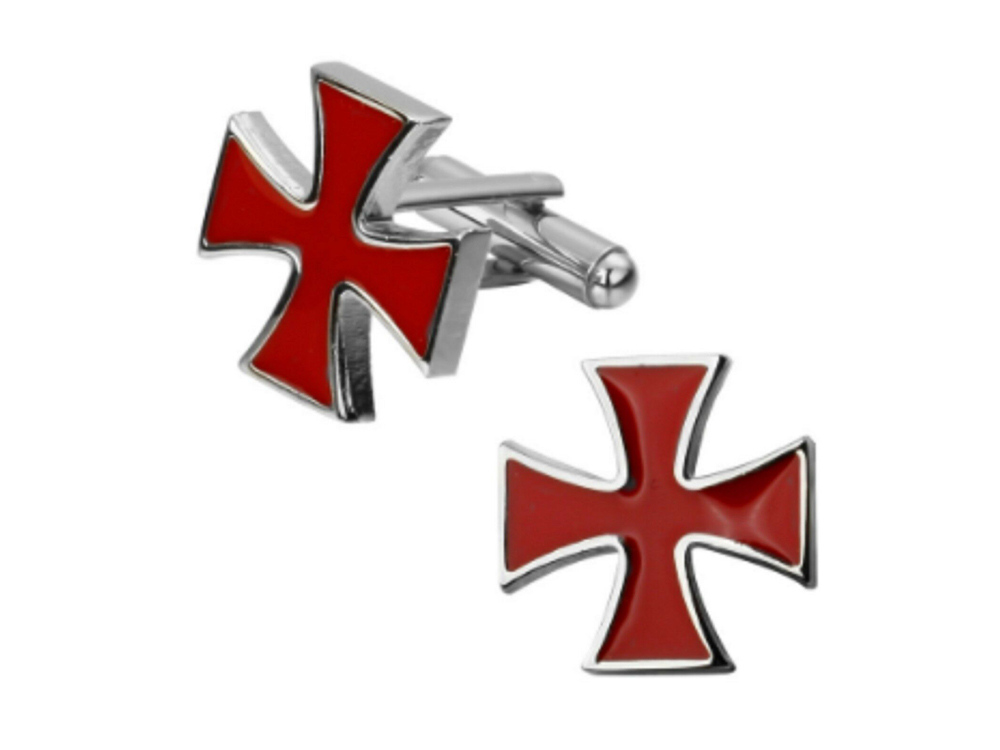 German Iron Cross Cufflinks