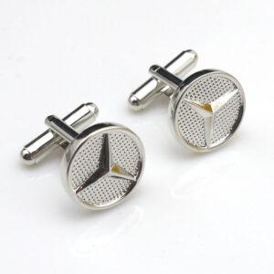 Mercedez Benz cufflink