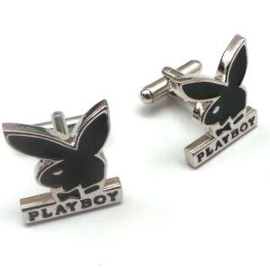 playboy cufflinks