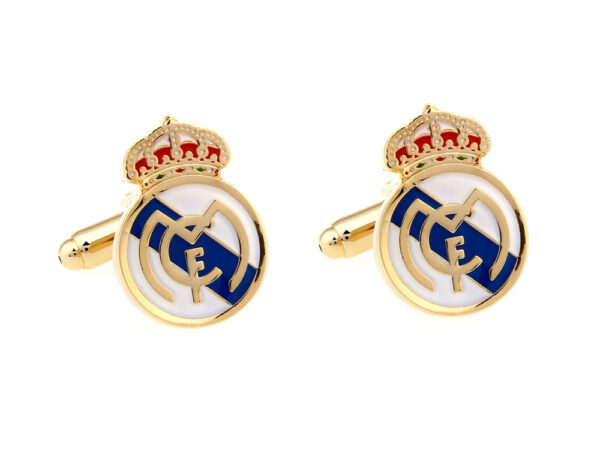 Real Madrid Cufflinks