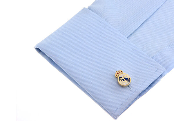 Real Madrid cufflinks 2