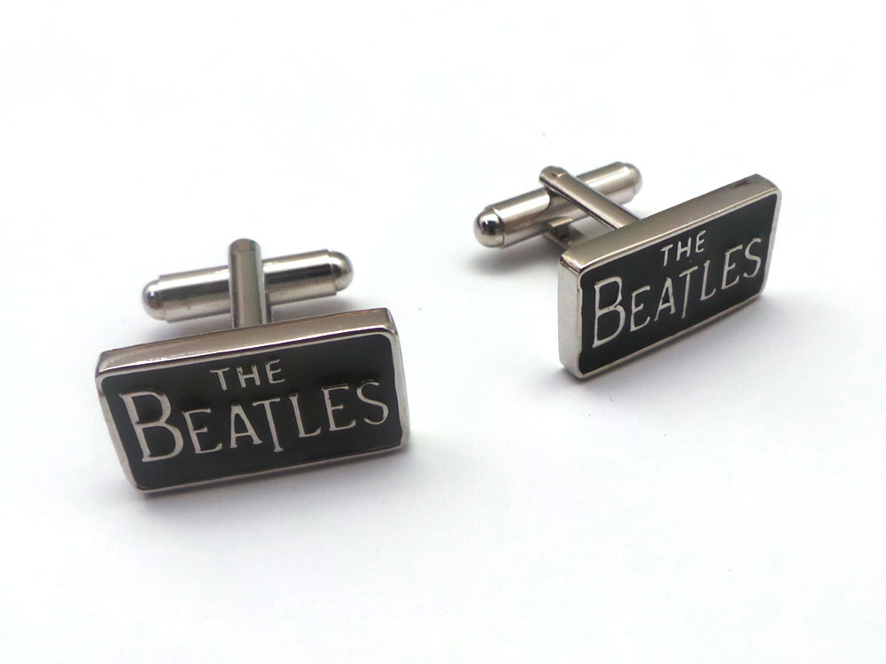 The Beatles cufflinks