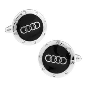 Audi cufflinks