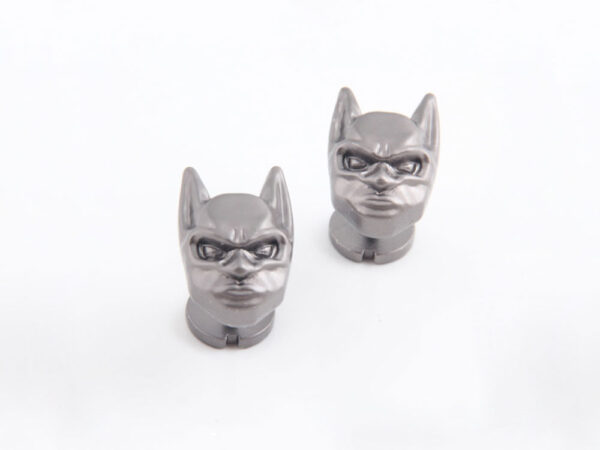 batman cufflinks 3D mask