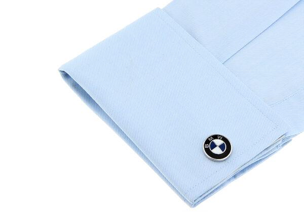 BMW cuffl shirt